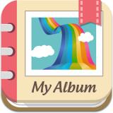 Myアルバム-可愛い写真整理&ロック♪