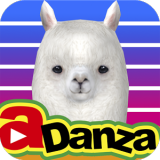 aDanza-アルパカも踊る!動物達のダンス音楽プレイヤー!