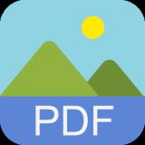 PDFのコンバーターへの画像