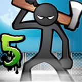 Anger of stick 5 アクション ゲーム rpg