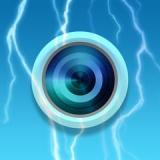 天候エフェクトカメラ