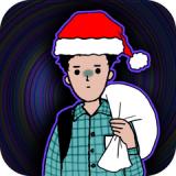 ぼっちを探せwwwww  in クリスマス
