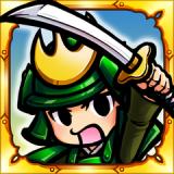 サムライ ディフェンダー【無料戦国簡単ディフェンスゲーム】