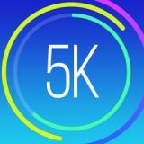 走破 5KM!:Red Rock Apps社製トレーニング計画・GPS&ランニング情報アプリ