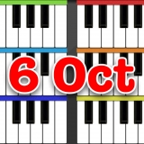 6オクターブ ピアノ