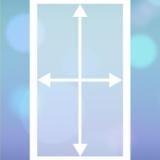 iOS7竜 壁紙 リサイズ - Wallpaper Resizer for iOS 7