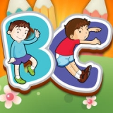 ABC Flashcards HD - The Best flash cards game app for children