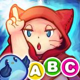 MagicFinger-ABC 親子で楽しく学べるアルファベット知育アプリ