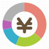みんなで家計簿-無料、シンプル、簡単に支出管理ができる、節約に便利な人気家計簿アプリ