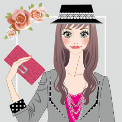 おしゃれファッションきせかえライブ壁紙無料版