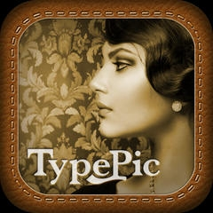 TypePic-文字入れ、フィルターの写真加工!無料の文字入力の画像編集アプリはフォントも豊富で写メに落書きを合成!