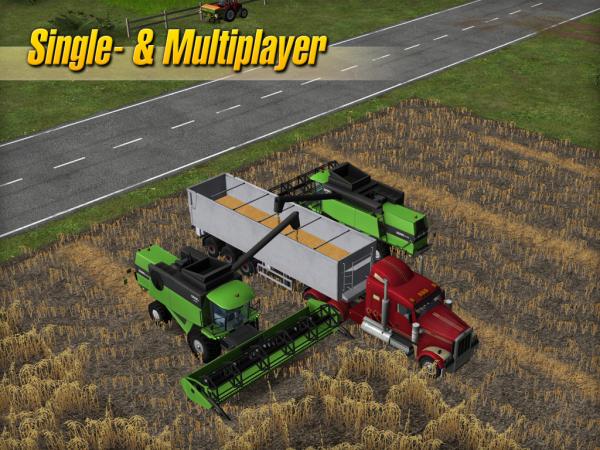Farming Simulator 14 [Android] -Appliv